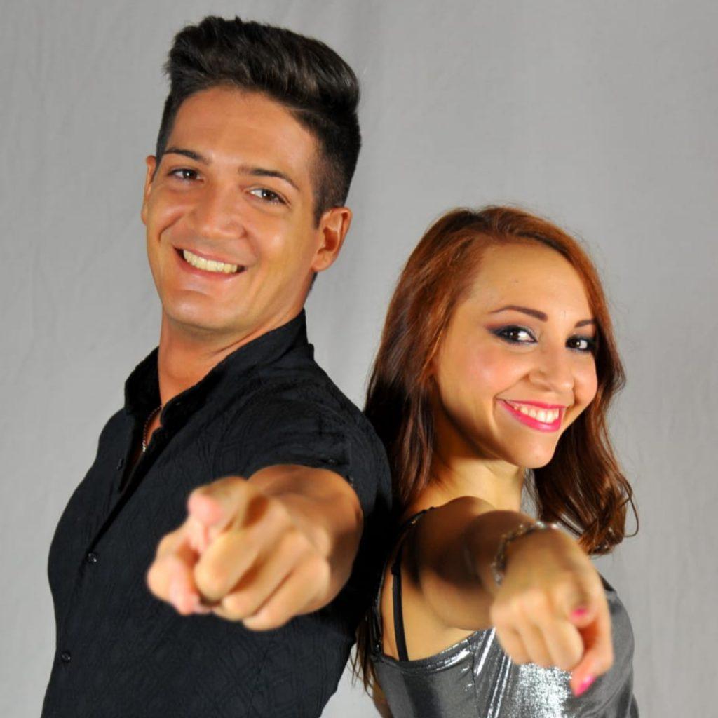 Claudia Corridi e Matteo Gravina