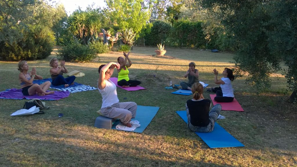 Mary Marulla (Yoga Practice)