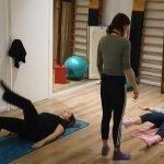Pilates (Xiè il Tuono e la Pioggia)