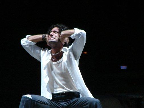 Jesus Christ Superstar (Edoardo Luttazzi as Judas)
